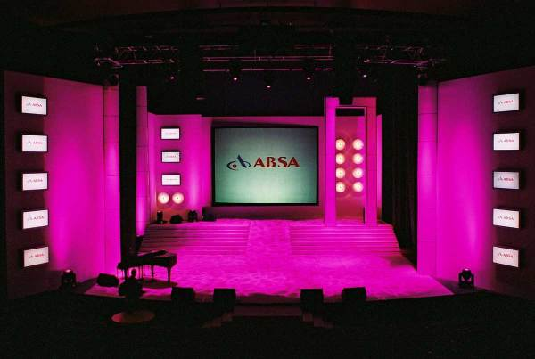 "Absa ""Nation of Colours"" 2003, 2 Can Television, State Theatre Drama, Pretoria"