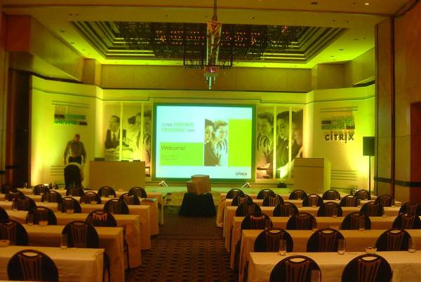 Citrix Partner Exchange 2005, The Hyatt Ballroom Rosebank