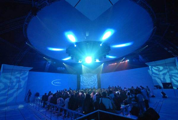 DSTV (Launch of 5 new channels) 2007, 360 Degrees, The Dome at Constitution Hill