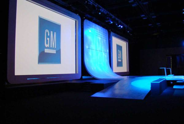 GM Dealer Conference 2011, 360 Degrees, Durban Convention Centre