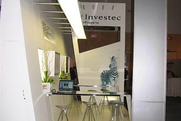 Investec Property 2008, 24 Carrots CTICC Exhibition Hall