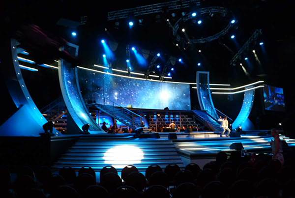 Skouspel 2011, Frontline Productions, Sun City Superbowl